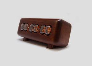 vacuum tube clock