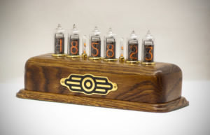 nixie clock amazon
