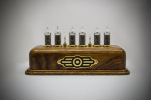 nixie clock for sale