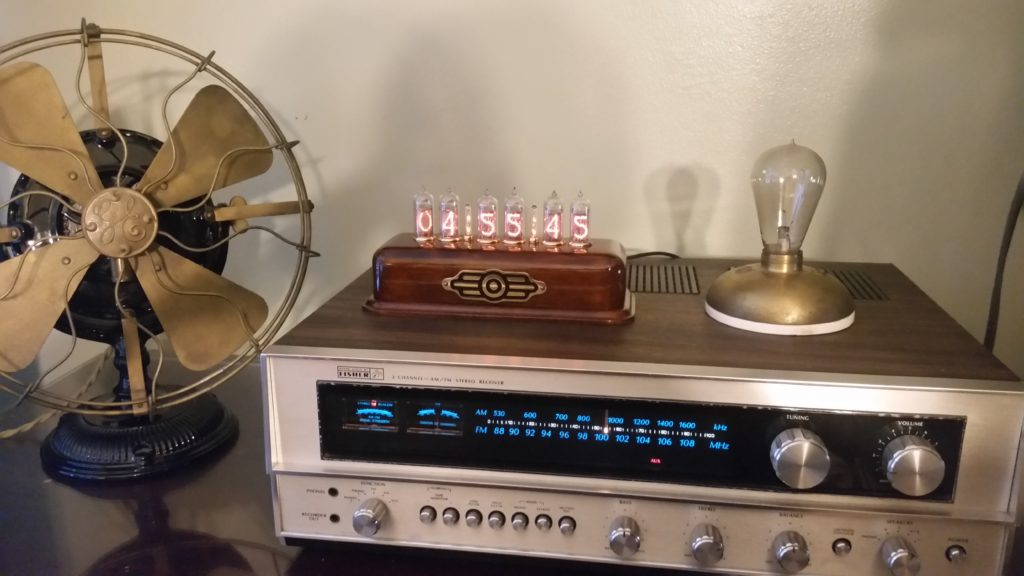 FallOut_Nixie_Tube_Clock