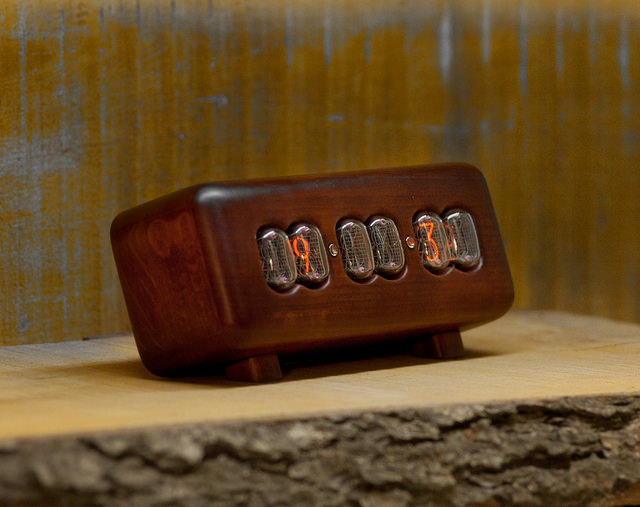 Cheap nixie tube clock - $200