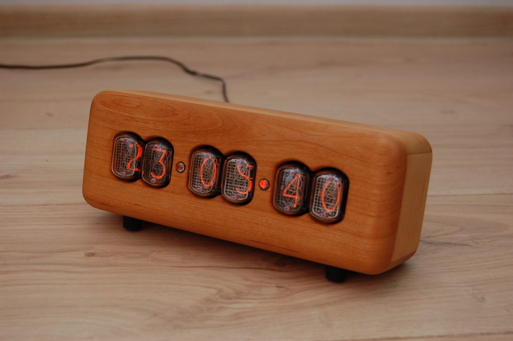 Cheap Nixie Tube Clock
